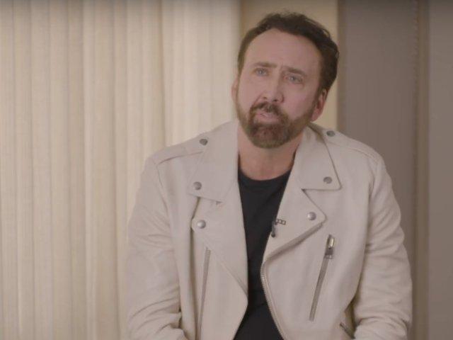 Nicolas Cage a depus actele de divort la doar cateva zile de la casatoria cu a patra sotie