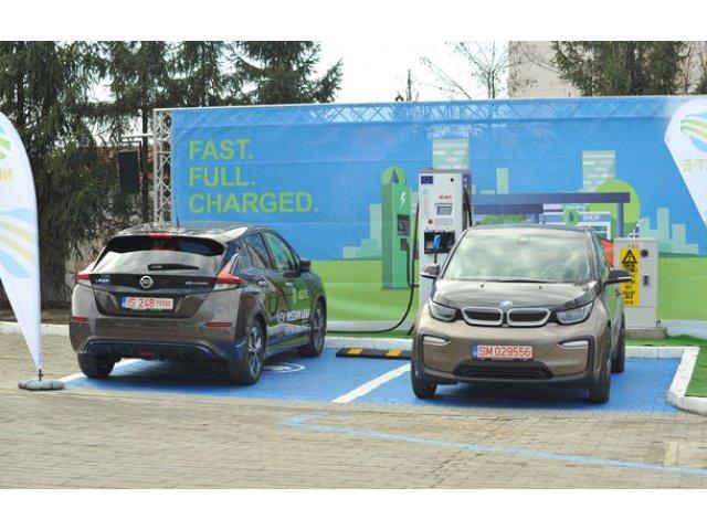 Proiect de lege: toate institutiile publice sa cumpere cel putin o masina electrica la fiecare 10 masini achizitionate pe an. Pretul sa nu depaseasca 35.000 de euro