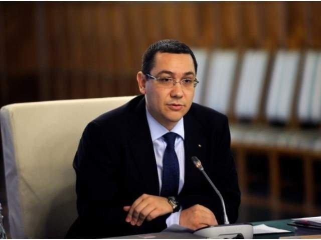 Ponta: Scandalul Dragnea-Toader e un fake. Cu siguranta joaca teatru