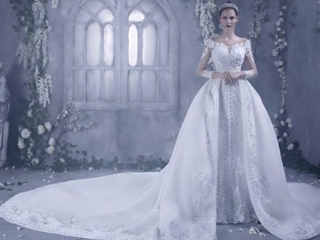 8 rochii fabuloase de mireasa ce par desprinse din filmele Disney