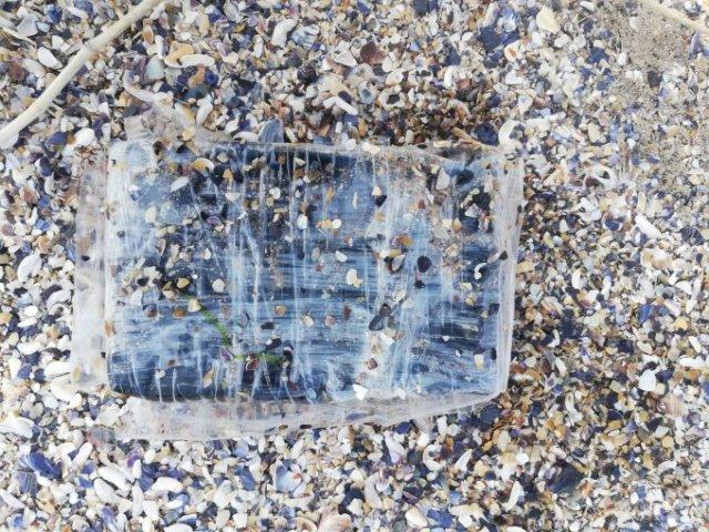 Autoritatile bulgare au gasit 150 de pachete cu droguri pe litoral