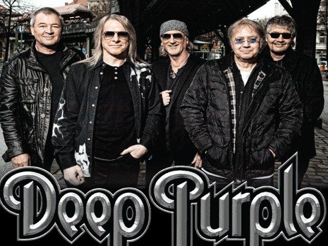 Trupa Deep Purple se intoarce in Romania