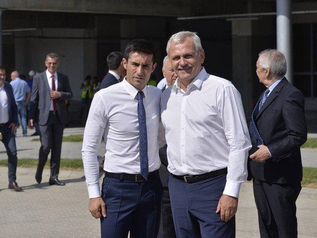 Dragnea i-a rugat pe Olguta Vasilescu si pe Claudiu Manda sa ii fie nasi la nunta cu Irina Tanase