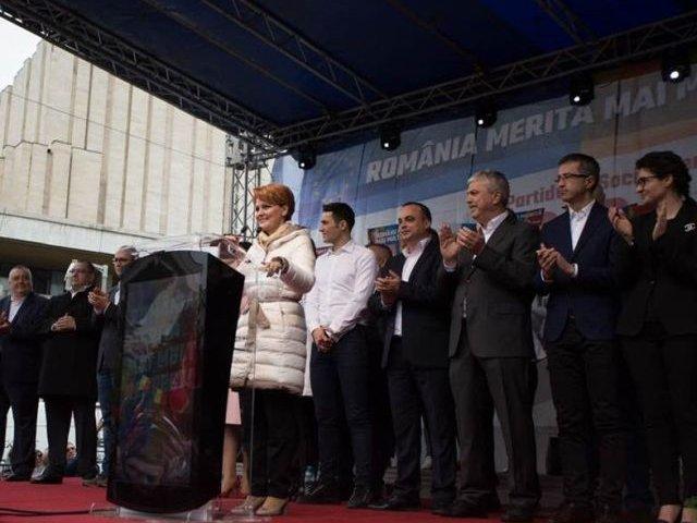 Olguta Vasilescu: Avem nevoie sa trimitem in Europa patrioti romani, care sa nu linga clanta la mai marii Europei