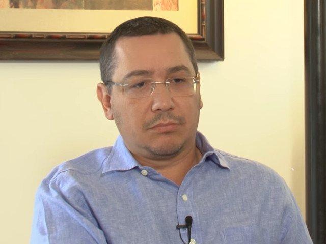 Ponta: Conducerea PSD primeste de la Bugetul de Stat aproape 200.000 euro/ zi si foloseste banii pentru o propaganda jenanta