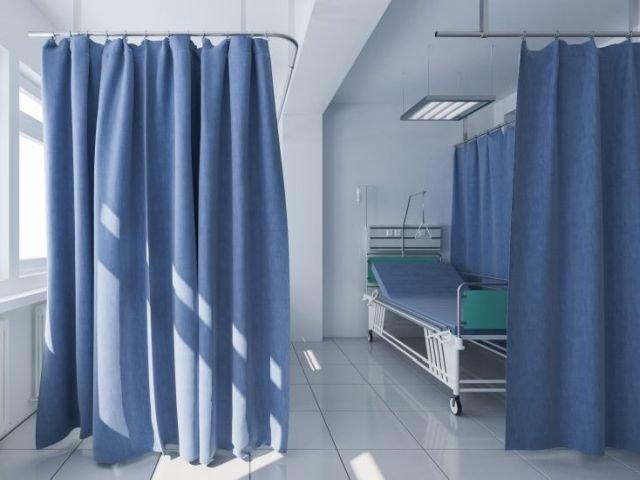 Studiu: Perdelele din spitale, adevarate focare de bacterii