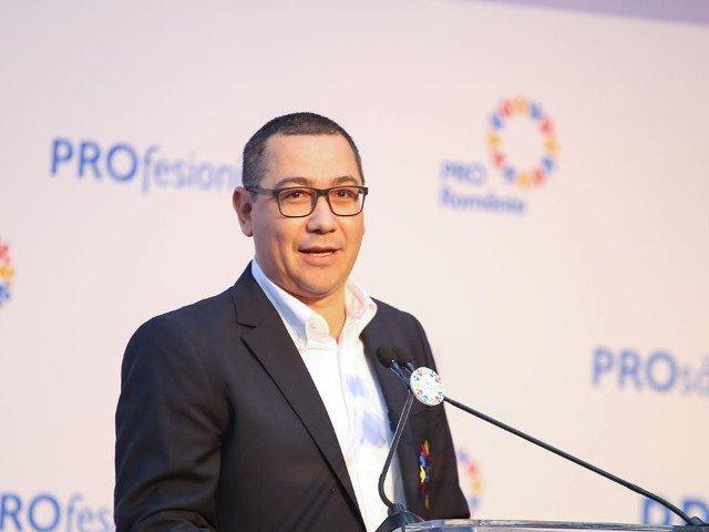 """ProRomania isi prezinta """"Manifestul"""" pentru europarlamentare. Ponta: Din pacate, TVR nu a raspuns la apelul nostru"""