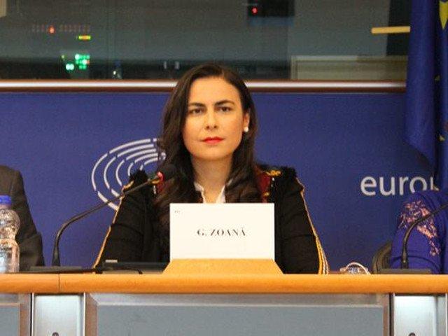 Zoana (PSD), apel public pentru intreaga Europa: Incetati presiunile pe justitia din Romania/ VIDEO