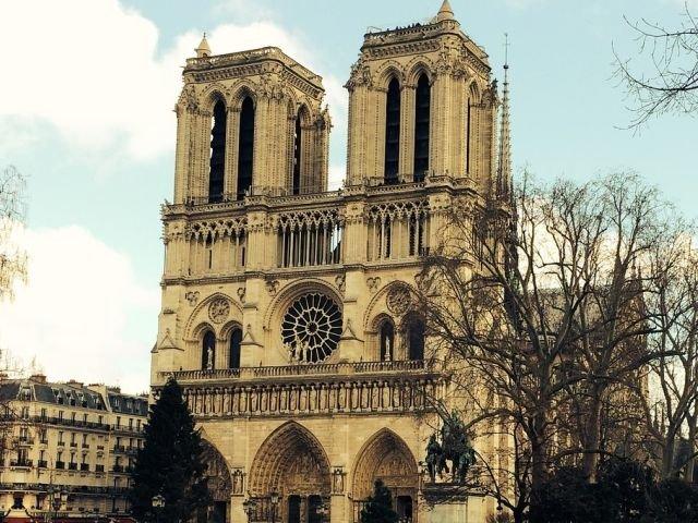 Notre-Dame de Paris, catedrala cu peste 850 de ani de istorie