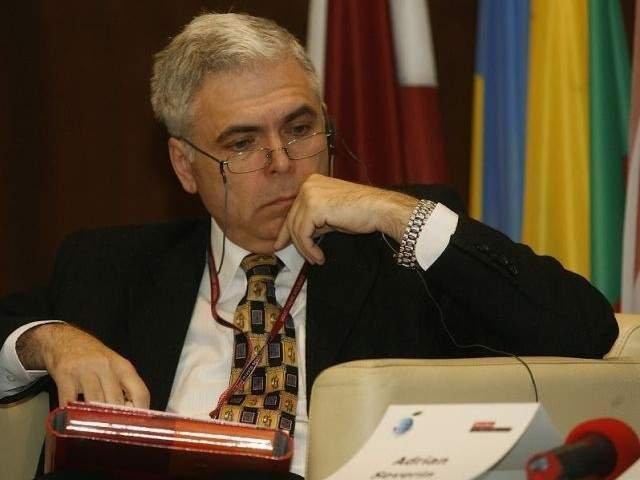 Inalta Curte a respins contestatia in anulare depusa de Adrian Severin, condamnat definitiv la 4 ani de inchisoare