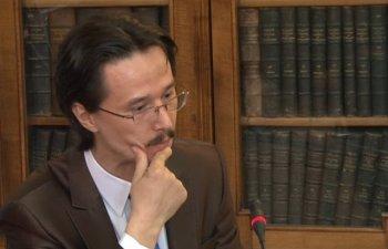 Cristi Danilet, sanctionat de Sectia pentru Judecatori a CSM