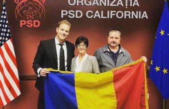 Ilan Laufer: S-a infiintat PSD California