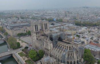 Consiliul Judetean Cluj a aprobat alocarea a 100.000 de lei din bugetul pe acest an pentru reconstructia catedralei Notre-Dame