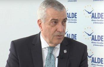 ALDE, despre referendum: Este doar un pretext pentru presedintele Iohannis pentru a-si incepe campania electorala