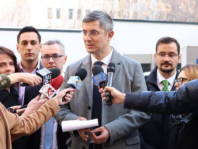 Barna: Eugen Nicolicea este un real pericol pentru siguranta familiilor noastre si pentru sistemul juridic din Romania