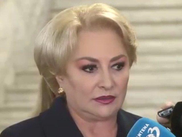 "Dancila: ""Imi doresc sa avem presedintele Romaniei un presedinte PSD. Nu o sa fac niciun pas inapoi"""
