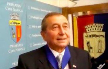 Disidentul Iulius Filip a fost propus pentru titlul de cetatean de onoare al Bucurestiului