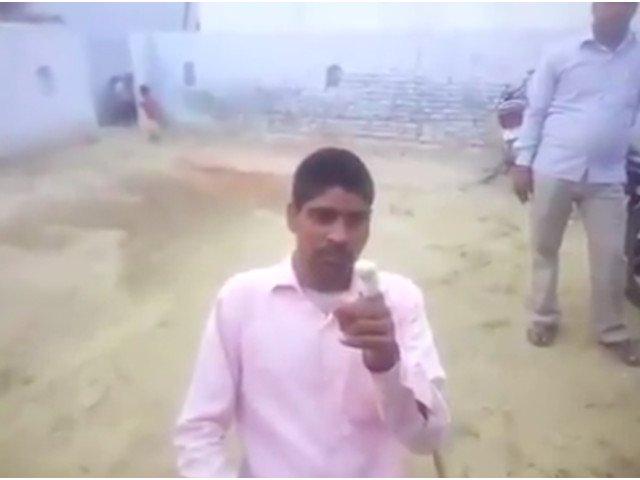 Un barbat si-a taiat degetul, de suparare ca a votat cu partidul gresit