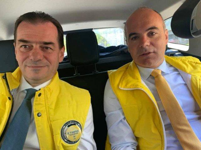 Rares Bogdan: Am venit aici cu Ludovic Orban pentru a elibera Teleormanul de sub neobolsevicii lui Liviu Dragnea/ VIDEO