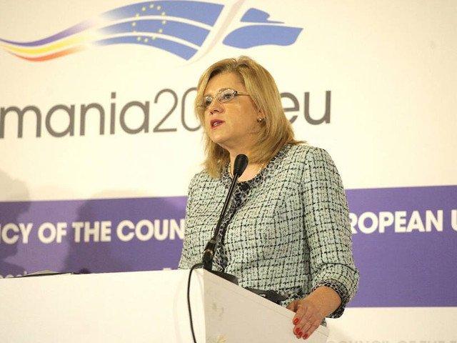 Corina Cretu, despre spitalele regionale: Sper ca acest subiect de importanta primordiala pentru cetatenii Romaniei sa nu fie politizat