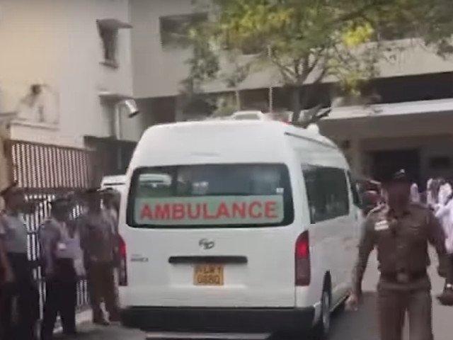 Explozii in Sri Lanka: 42 de cetateni straini au fost identificati printre cei decedati