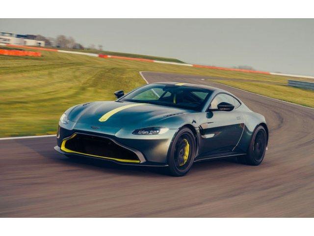 Manuala nu moare: Aston Martin Vantage AMR ofera 510 CP si o transmisie manuala cu 7 trepte