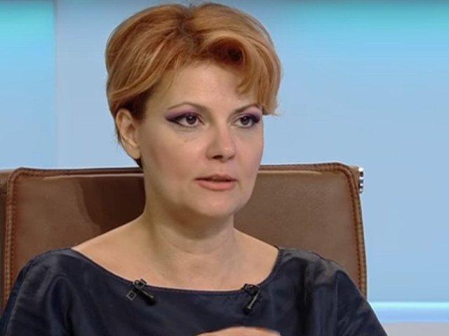 Olguta Vasilescu sustine ca PNL vrea sa taie salariile si sa dea afara 500.000 de bugetari