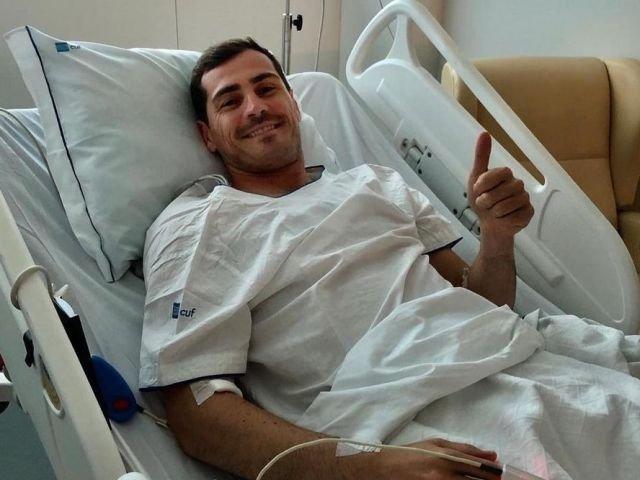 Victor Valdes, scrisoare emotionanta in care il roaga pe Iker Casillas sa se retraga dupa infarctul suferit