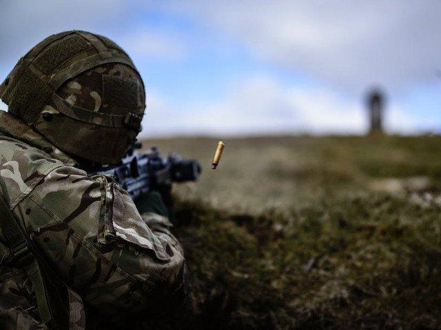 Doi militari romani, raniti in Afganistan