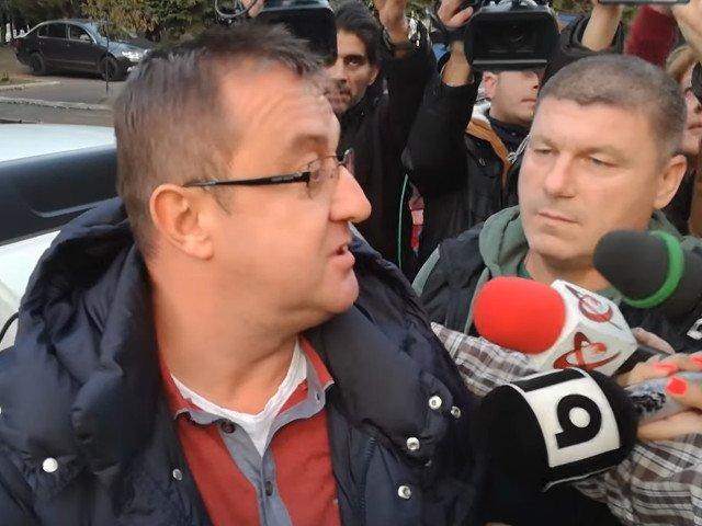 Sorin Blejnar, condamnat definitiv la 5 ani de inchisoare pentru trafic de influenta