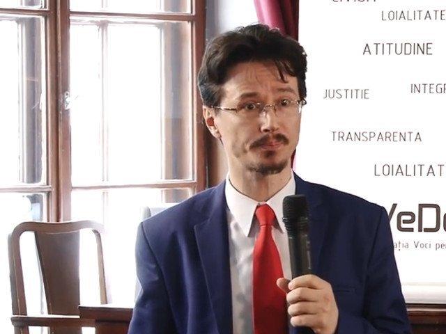 Judecatorul Cristi Danilet a fost sanctionat disciplinar de CSM cu reducerea indemnizatiei