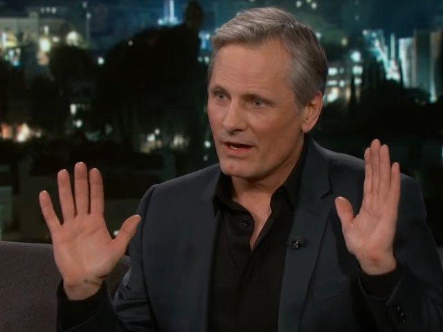 "Viggo Mortensen, revoltat ca personajul Aragorn din ""Stapanul inelelor"" a fost inclus intr-un mesaj cu caracter politic"