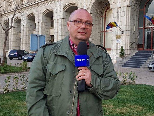 Jurnalistii Ionela Arcanu si Ovidiu Oanta sunt acreditati din nou la Ministerul Justitiei