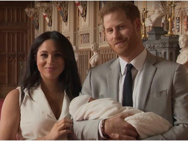 Printul Harry si Meghan Markle au anuntat numele bebelusului regal