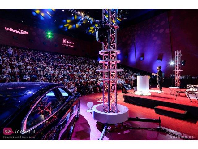 Google si Facebook vin la Bucuresti cu cel mai mare numar de speakeri si traineri din istoria de 8 ani a evenimentului iCEE.fest: UPGRADE 100