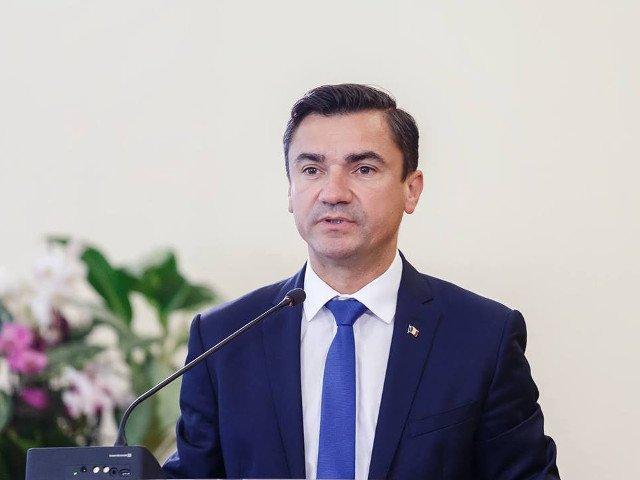 Mihai Chirica, despre mitingul PSD: Un miting al rusinii, al deznadejdii si al lipsei de orizont