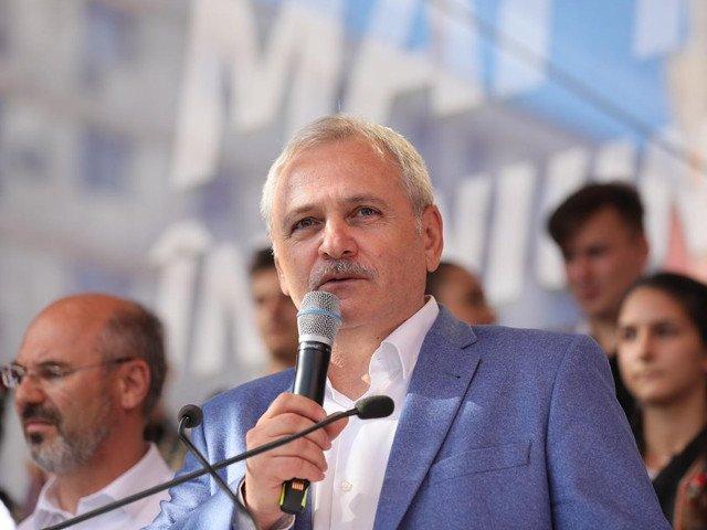 Liviu Dragnea: Atacurile PNL, ale securistilor, se vor izbi de ziduri tari / VIDEO