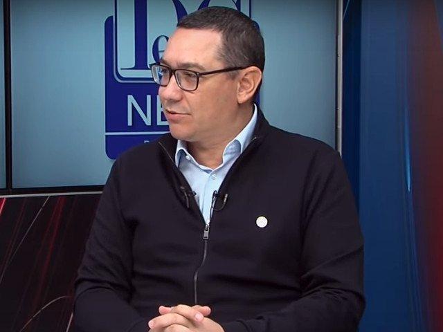 Ponta, despre maneaua dedicata PSD: Guta e cel mai destept, le ia banii politicienilor si le face cantece identice