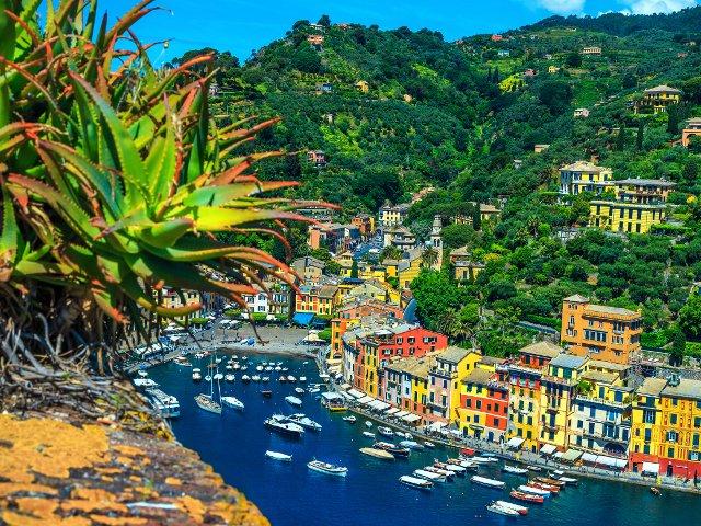 10+ imagini care te vor face sa iti doresti sa fii acum in Portofino (Italia)