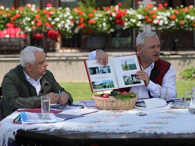 """PNL solicita CNA sa investigheze cum au ajuns Liviu Dragnea si Petre Daea sa faca propaganda electorala in emisiunea """"Viata Satului"""""""