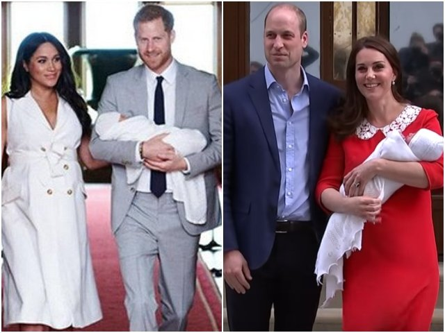 Meghan Markle vs Kate Middleton: 8 viziuni diferite in ceea ce priveste nasterea bebelusului regal