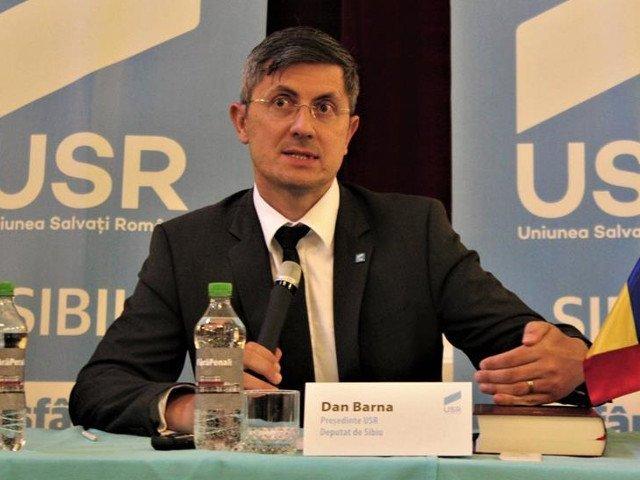 Dan Barna: PSD nu mai face miting la Bucuresti de frica