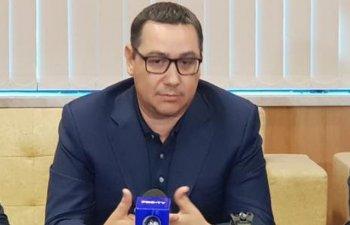 Ponta: Dragnea ori este complet analfabet, ori se adreseaza unor oameni neinformati