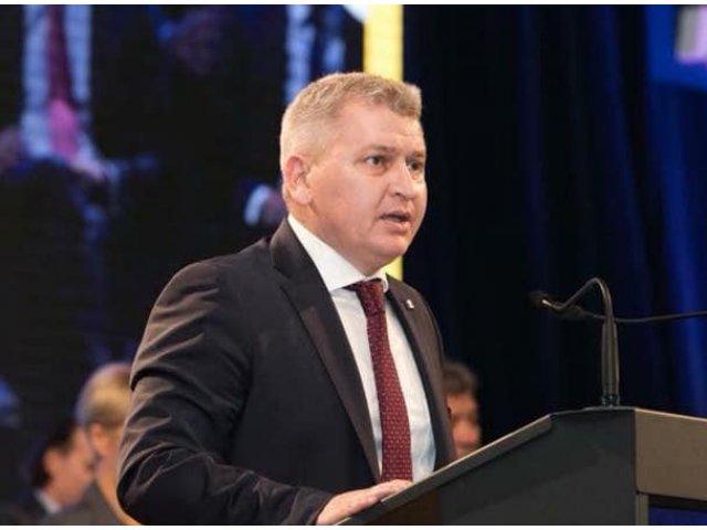 Florin Roman (PNL) anunta ca depune plangere penala impotriva sefului jandarmilor din Topoloveni care i-au retinut pe protestatarii anti-PSD