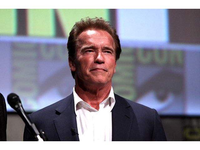 Arnold Schwarzenegger a fost agresat in timpul unui eveniment sportiv