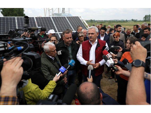 Dragnea, despre Iohannis: Cel mai mare mut pe care l-a dat politica romaneasca face galagie sa acopere sunetul cresterii economice