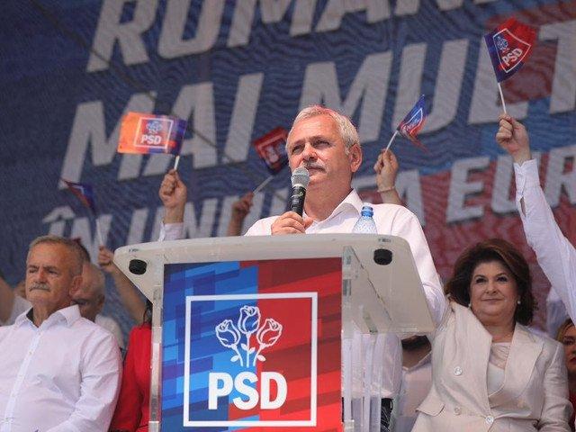 Dragnea: Toate multinationalele au spus ca romanii sunt prosti si au transformat Romania in cos de gunoi