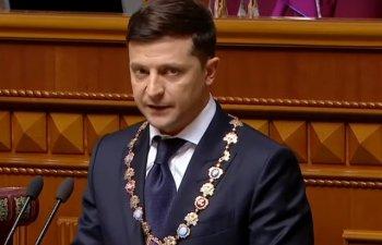 Noul presedinte al Ucrainei anunta dizolvarea parlamentului si alegeri anticipate
