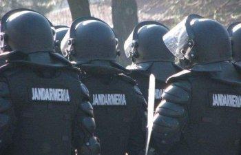 Parchetul Militar s-a autosesizat in legatura cu interventia jandarmilor la mitingul din Topoloveni