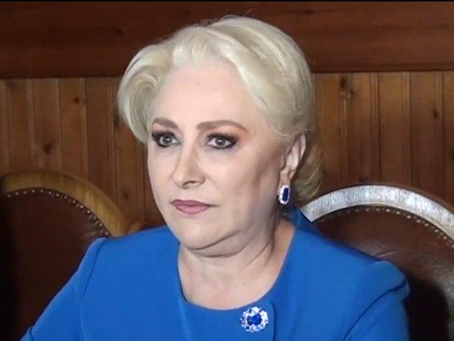Viorica Dancila a confundat Suceava cu Hunedoara / VIDEO